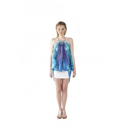 Breeze/Vivid (Max) Balloon Top with Tie Lace Up (BTOMAA04)