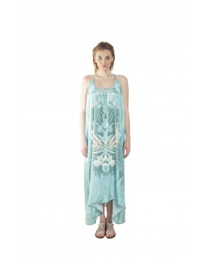 Nature/Hazed (Max) Long Maxi Dress (SDPEMAE017)