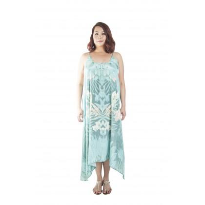 Nature/Hazed (Max) Long Maxi Dress (SDPEMAE017)