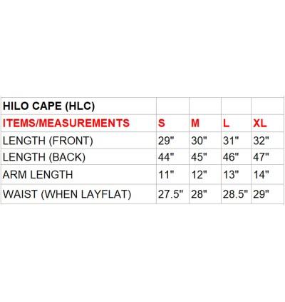Cascade/Vivid (Min) Hilo Cape (HLCOMIW07)